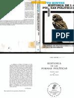 Historia de Las Formas Políticas - Otto Hintze