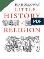 Richard Holloway - A Little History of Religion (2016, Yale University Press)