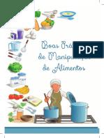 Manula de Higienizacao de Alimentos II