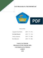 Prasarana Transportasi Cover