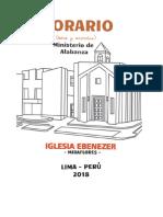 Corario Ebenezer 2018