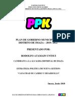 Plan de Gobierno Amazonas 21