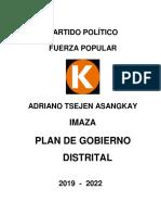 Plan de Gobierno Amazonas 24