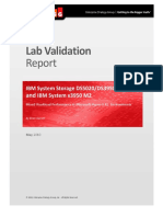 ESG Lab Validation IBM DS5020 x3950 HyperV May 10