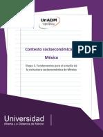 Etapa 1. Fundamentos para el estudio de la estructura socioeconomica de Mexico.pdf