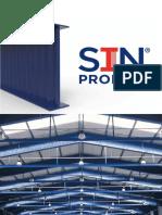 SIN Profile - Catálogo Técnico