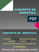 El concepto de Semiotica.ppt
