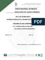 Resumen de Sistemas Hidraulicos y Neumaticos de Potencia
