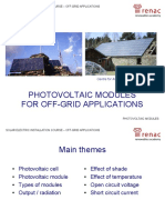 06 Photovoltaic Modules PDF