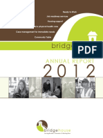 2012 Bridge House Annual Report