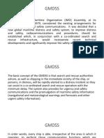 PPT 1- GMDSS