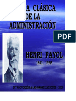 2.4 Autores Fayol (1)