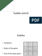 Sudoku Backtracking