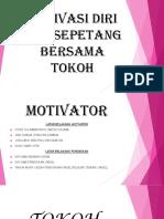 Motivasi Diri Dan Sepetang Bersama Tokoh