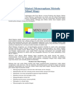 Rangkuman Materi Menerapkan Metode Peta