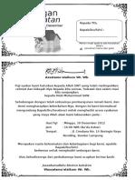 Contohsuratindonesia.com - Contoh Surat Undangan Syukuran Rumah Baru
