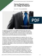 01A maior lição de Harvey Specter para a ...brasileira - Artigo de Raphael Fraemam...brasileira - Artigo de Raphael Fraemam.pdf