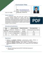License CV