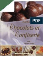 Lenotre-Chocolats Et Confisserie-Tome 1