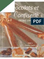 Lenotre-Chocolats Et Confisserie-Tome 2