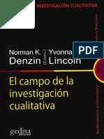 Denzin, Norman K. Lincoln, Yvonna S. El Campo de la Investigación Cualitativa..pdf