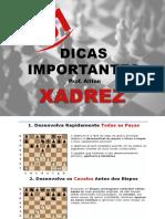 101 Dicas de Importantes Xadrez.pdf