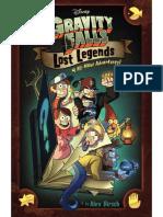 Gravity Falls - Lost Legends