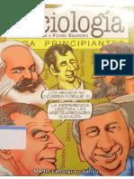 Sociología Para Principiantes. Martín Lafforgue y Sanyú.