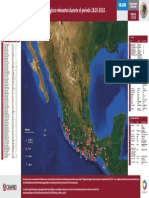 Mapa de sismos de México CENAPRED