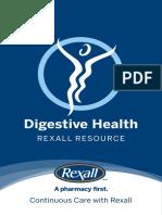 26 Rexall Digestive Health Guide