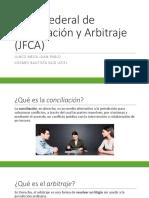Junta Federal de Conciliación y ArbitrajeOf