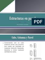 Estructuras en Pared (1)