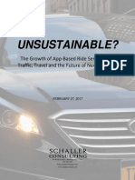 Schaller Consulting - Unsustainable