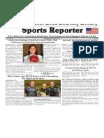September 26 - October 2, 2018  Sports Reporter