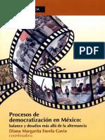 Proceso de democratización en México