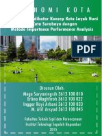 Identifikasi_Indikator_Konsep_Kota_Layak Di Surabaya Dgn Metode IPA