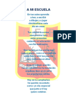 Poesia a Mi Colegio San Jeronimo