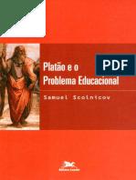 Platão e o Problema Educacional - Samuel Scolnicov.pdf