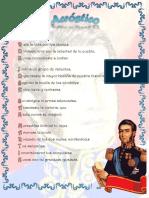 Acrostico Don Jose de San Martin