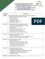 Planejamento Das Atividades -Analise Das Demonstracoes Cont. - 2015-01