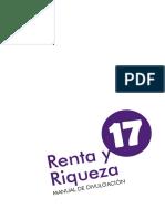 Manual Renta 2017