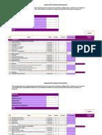 Presupuesto Modelo Documental