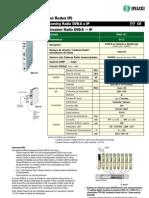 Streamers Radio DVB-S a IP - RNS