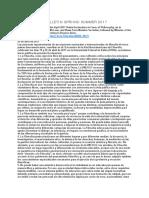 Actas 2017 de La Federación Internacional de Filosofía