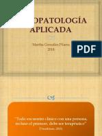 2. Psicopatología Aplicada Dra Martha