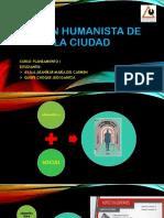 Visión Humanista de La Arquitectura