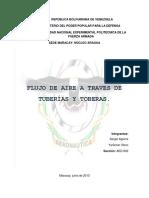 Flujo de Aire a Traves de Tuberias y Toberas (Practica 6)