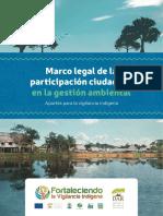 Marco Legal de la participacion ciudadana en la gestion ambiental.pdf