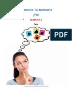 ⒺⓈ+»+Aumenta+Tu+Memoria+Ya+PDF-Libro%2C+Gabriela+Mercado