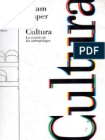 Cultura_ La Versión de Los Antropólogos
